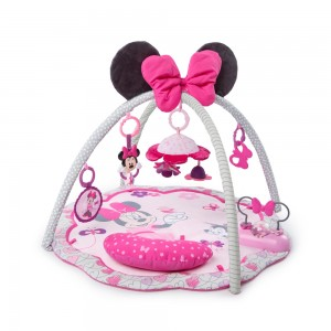 ПОДЛОГА ЗА ИГРА Minnie Mouse Garden Fun BRIGHT STARTS