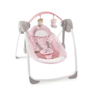 РЕЛАКСАТОР Ingenuity Comfort 2 Go Portable Swing Audrey до 9КГ BRIGHT STARTS