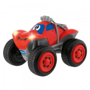 ИГРАЧКА АВТОМОБИЛ BILLY BIG WHEELS RED CHICCO