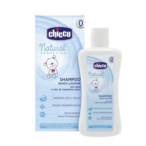 ШАМПОН 300МЛ NATURAL SENSATION CHICCO