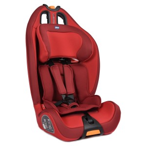 СЕДИШТЕ GRO-UP 123 RED PASSION 9-36КГ CHICCO