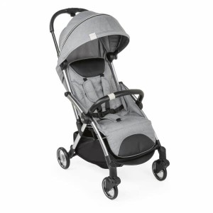 КОЛИЧКА GOODY PLUS COOL GRAY 0M+  CHICCO