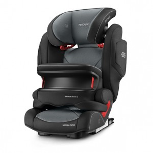 СЕДИШТЕ MONZA NOVA IS CARBON BLACK 9-36kg RECARO